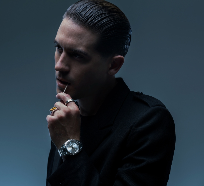 G-EAZY // PHOTO CREDIT: Bobby Bruderle